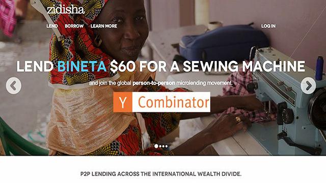 Zidisha: Join the global P2P microlending movement